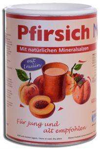 Напиток Молочная сыворотка с персиком